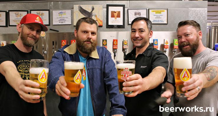 Крафтовое пиво, процесс производства пива, пивная работа